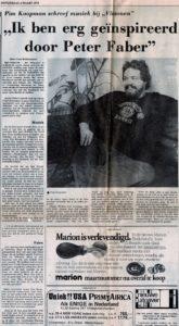 Interview Pim Dr. Vlimmen 2-3 1978