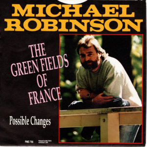 Michael Robinson - The green fields of France / Europe