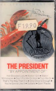 The President - By Appointment Of / NL cassette