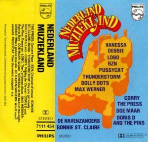 Various - Nerderland Muziekland / NL cassette