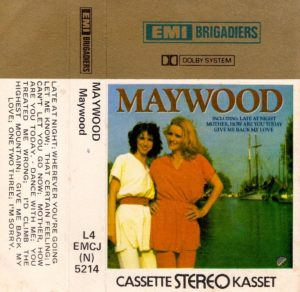 Maywood - Maywood / South-Africa cassette