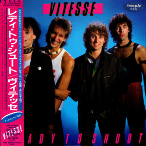 Vitesse - Ready to shoot / Japan Promo