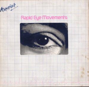 Autopilot - Rapid eye movements / U.K. Testpressing