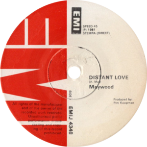 Maywood - Distant love / Zimbabwe