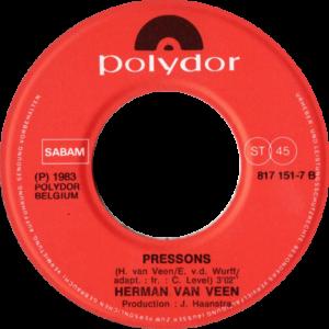 Herman van Veen -Pressons / Belgium