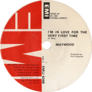 Maywood - I'm in love for the very first time / Zimbabwe