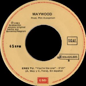 Maywood - Eres tu / Spanje 1