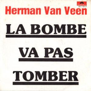 Herman van Veen - La bombe va pas tomber / Belgium