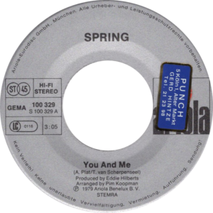 Spring - You and me / Germany