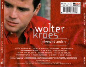 Wolter Kroes - Niemand anders / NL cd