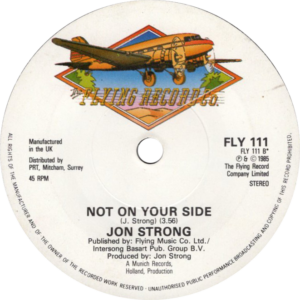 Jon Strong - Lover in disgrace / U.K.
