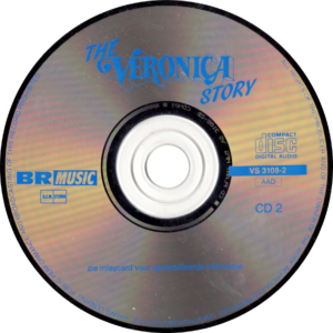 Various - The Veronica story / NL cd