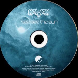 Kayak 2 for 1 - See see the sun + Kayak II / NL cd