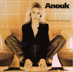 Anouk - Together alone / USA cd