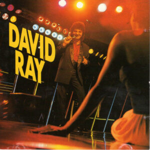 David Ray - David Ray / NL cd