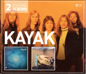 Kayak 2 for 1 - See see the sun + Kayak II / NL cd