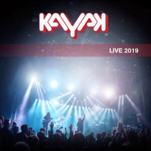 Kayak - Live 2019 / NL
