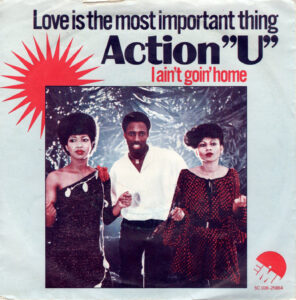 "Action ""U"" - Love is the most important thing / NL"