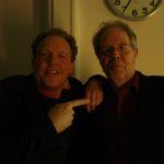 Bert Visser en Pim Koopman