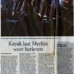 Kayak Merlin 21-2 2003