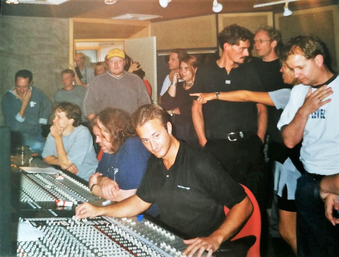 Pim Pater Moeskroen Bulletsound 1 2001