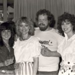 José, Maywood en Pim Koopman 1982