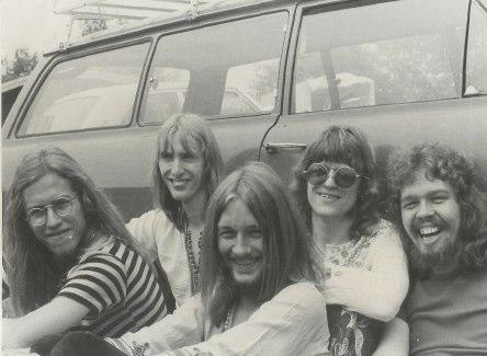 Kayak 1973 Meerlo