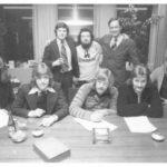 Kayak 1976 contract Phonogram
