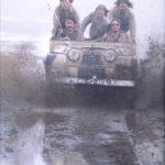 Kayak 1976 jeep